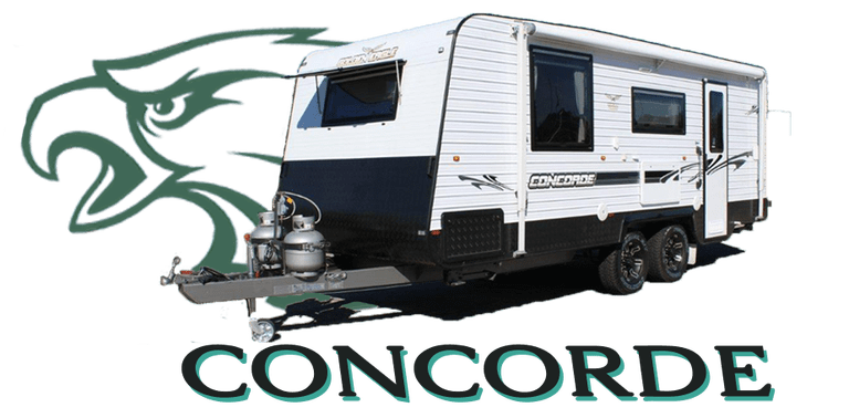 """Concorde """"tandem axle"""""""