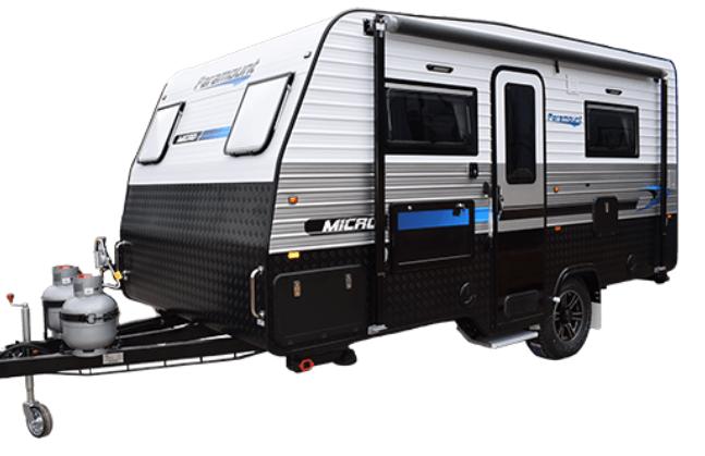 Smart caravan – just released in 2016